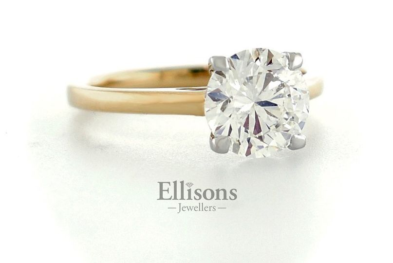Solitaire Diamond Engagement Rings Northern Ireland