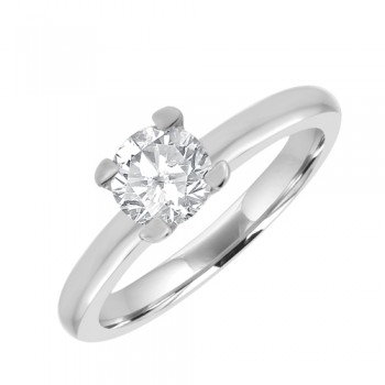 Platinum Solitaire Diamond