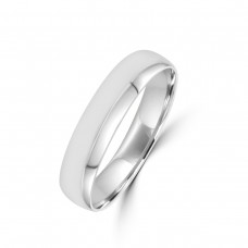 Platinum Polished 6mm Wedding Ring