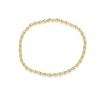 9ct Gold Infinity Chain