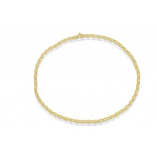 9ct Gold Stud Chain