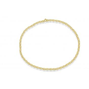 9ct Gold Stud Chain